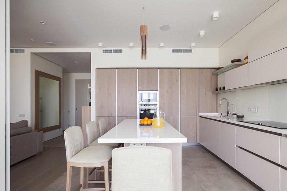 Дизайн: архитектор Ариана Ахмад и дизайнер Татьяна Карякина