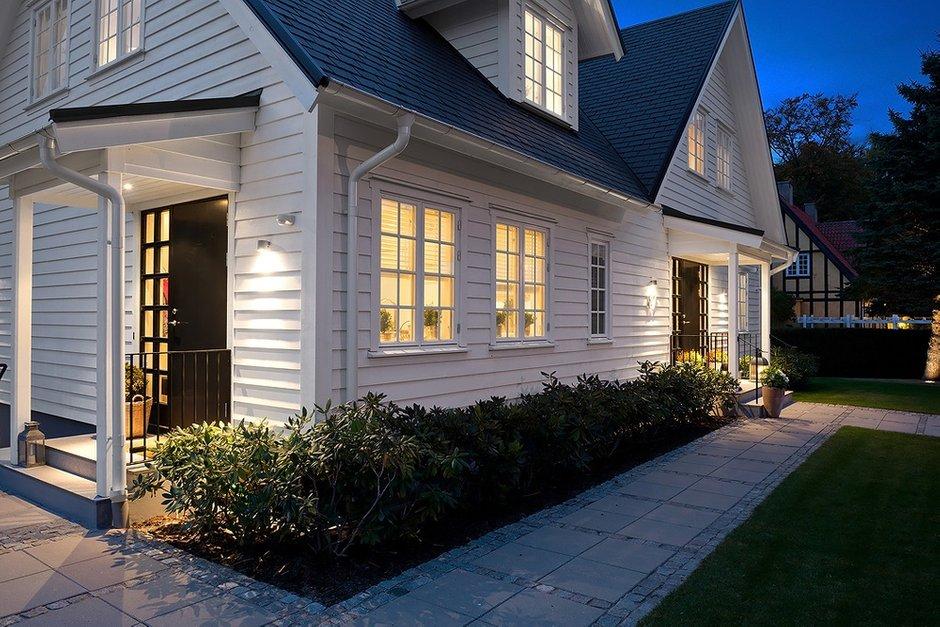 Фотография: Балкон, Терраса в стиле , Скандинавский, Дом, Дома и квартиры – фото на INMYROOM