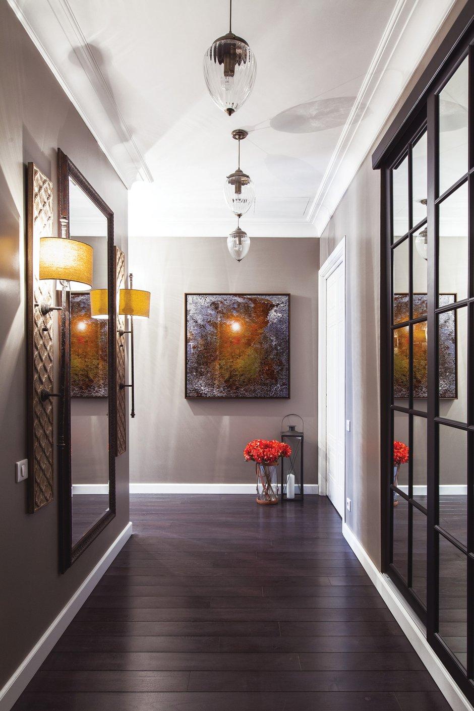 Фотография: Прихожая в стиле Восточный, Эклектика, Квартира, Дома и квартиры, Надя Зотова – фото на INMYROOM