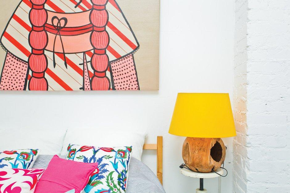 Фотография: Спальня, Декор в стиле Лофт, Квартира, Дома и квартиры, IKEA – фото на INMYROOM
