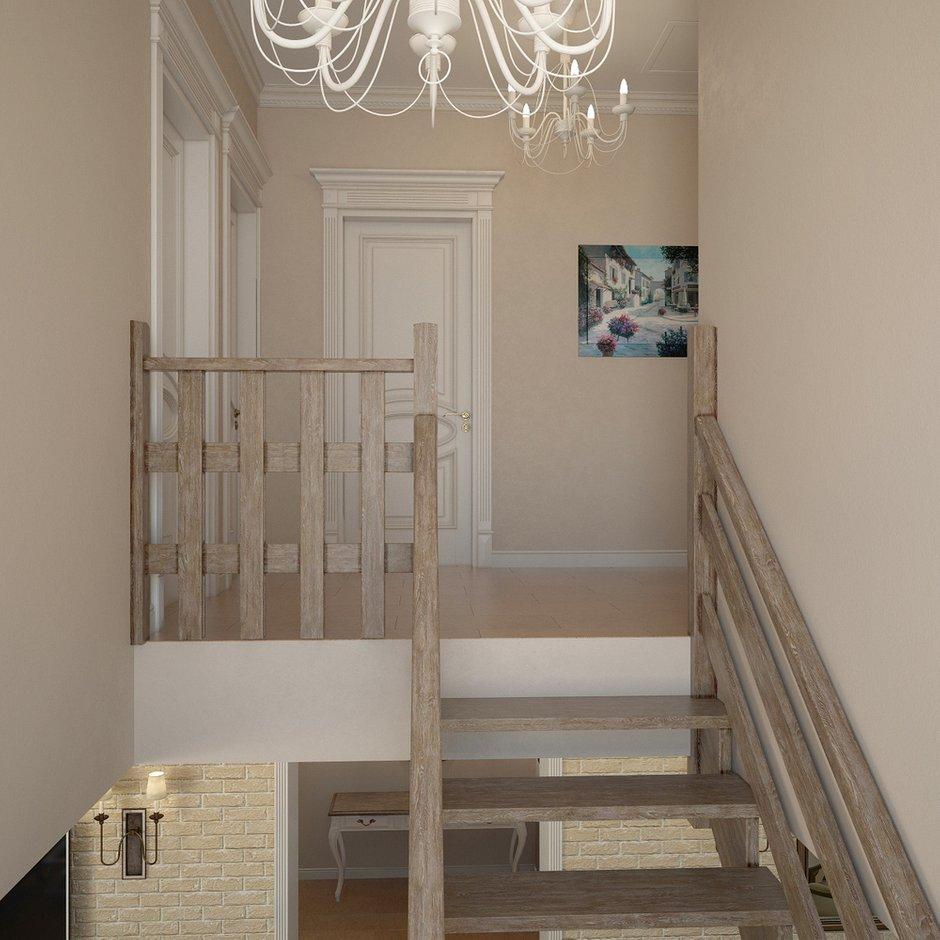 Фотография: Прихожая в стиле Прованс и Кантри, Дом, Дома и квартиры, Прованс – фото на INMYROOM