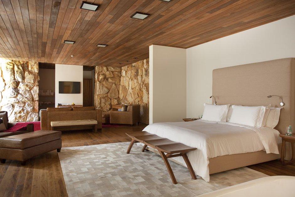 Фотография: Спальня в стиле Современный, Дома и квартиры, Городские места, Бразилия – фото на InMyRoom.ru