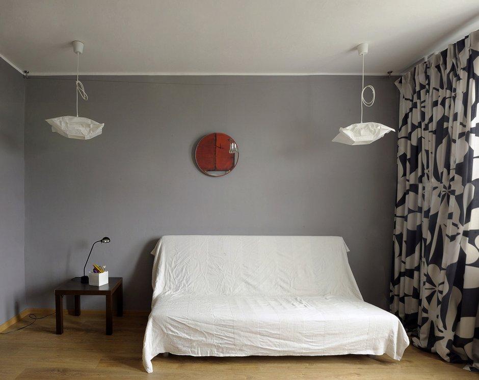 Фотография: Гостиная в стиле Современный, DIY, Малогабаритная квартира, Квартира, Дома и квартиры, Переделка – фото на INMYROOM