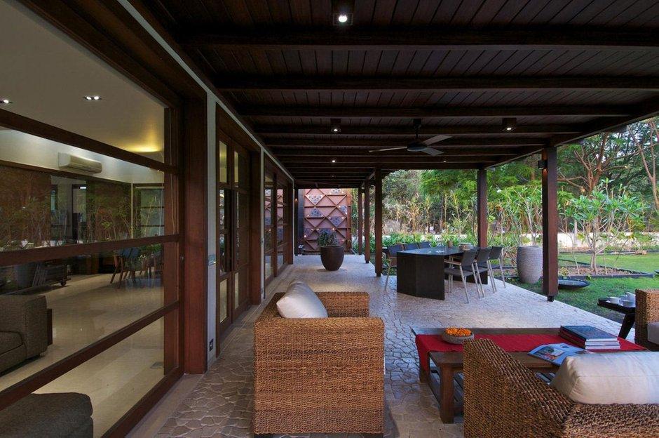 Фотография: Балкон, Терраса в стиле Прованс и Кантри, Современный, Интерьер комнат – фото на INMYROOM
