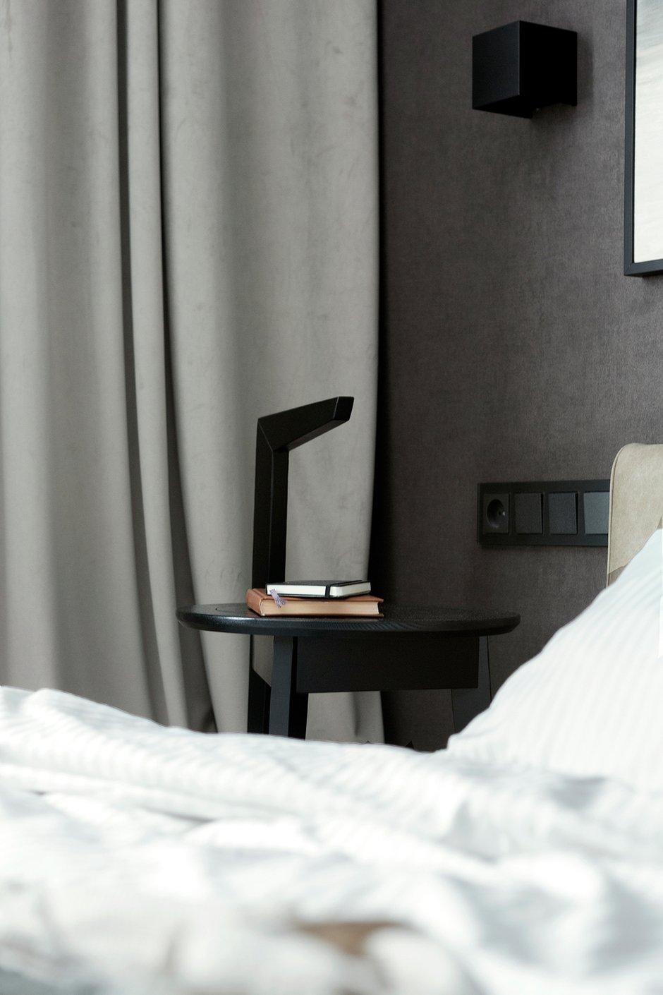 Фотография: Спальня в стиле Минимализм, Квартира, Проект недели, Минск, 3 комнаты, Более 90 метров, Татьяна Манцевич – фото на INMYROOM