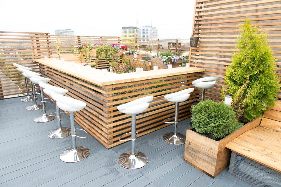 Фотография: Балкон, Терраса в стиле Лофт, Декор интерьера, Офисное пространство, Декор дома – фото на INMYROOM