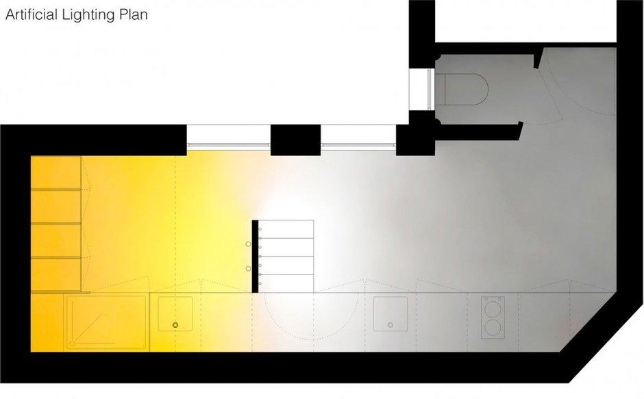Фотография: Прочее в стиле , Малогабаритная квартира, Квартира, Дома и квартиры, Париж – фото на INMYROOM