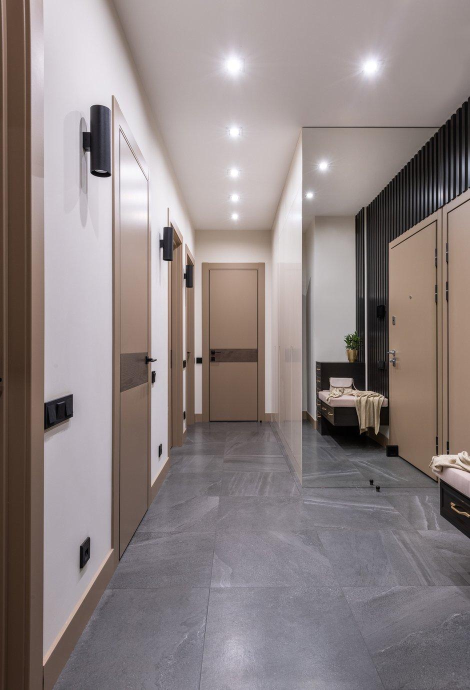 Фотография: Прихожая в стиле Современный, Квартира, Проект недели, Москва, 3 комнаты, 60-90 метров, Карина Римик – фото на INMYROOM