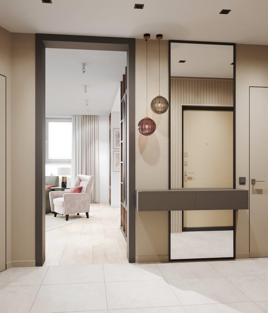 Зеркала в интерьере призваны расширить пространство и создать более интересную геометрию.