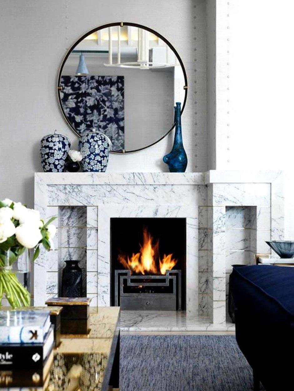 Фотография: Декор в стиле Современный, Декор интерьера, Квартира, Дом, Декор дома, Камин, Биокамин – фото на INMYROOM