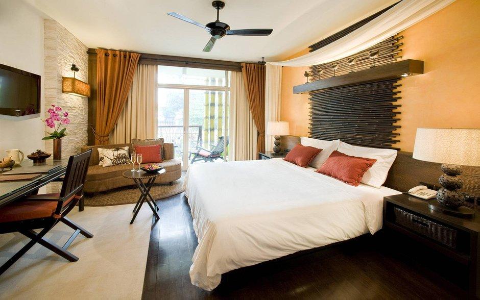 Фотография: Спальня в стиле Современный, Восточный, Декор интерьера, Квартира – фото на INMYROOM