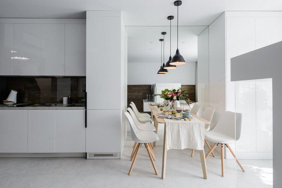 Фотография: Кухня и столовая в стиле Скандинавский, Гид, Гранд – фото на INMYROOM
