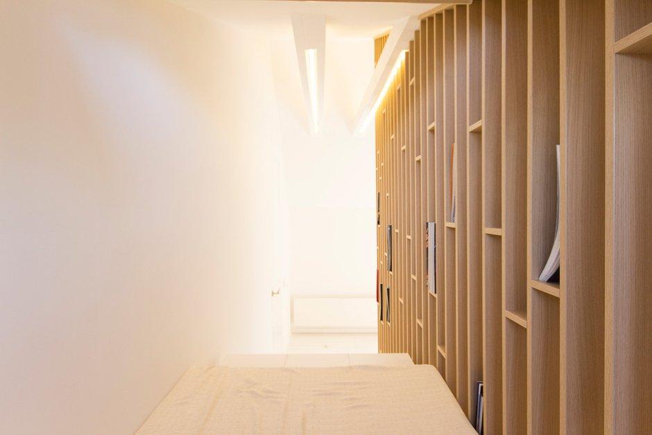 Фотография: Прихожая в стиле Лофт, Гостиная, IKEA, Мансарда – фото на INMYROOM