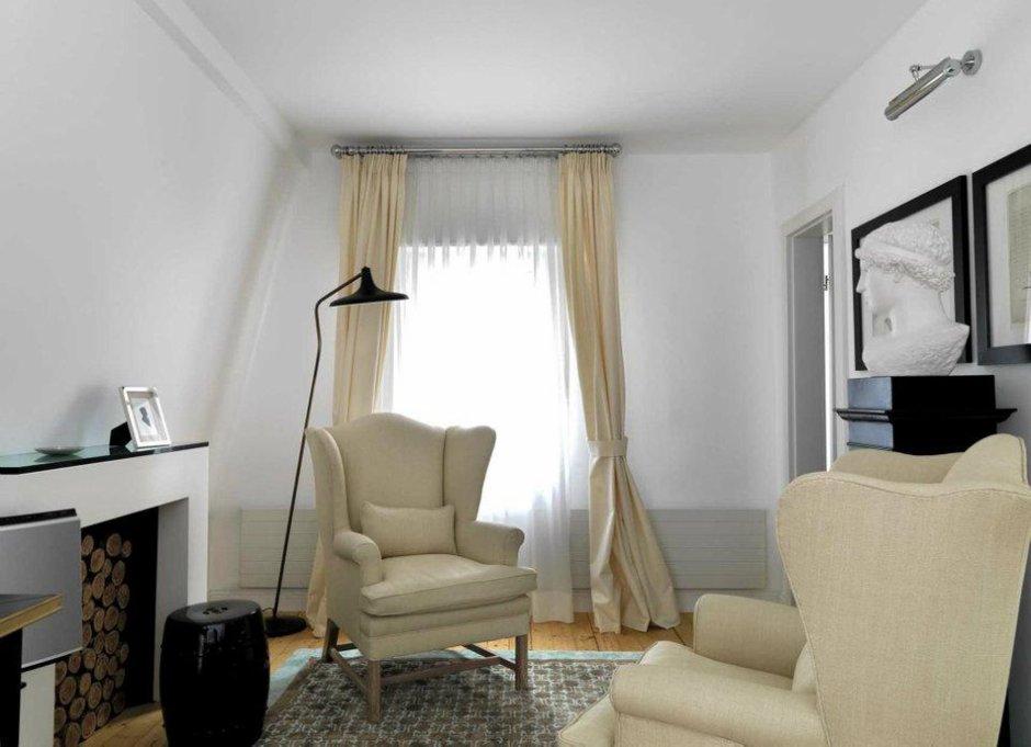 Фотография: Спальня в стиле Скандинавский, Дома и квартиры, Городские места, Отель, Проект недели, Замок – фото на INMYROOM