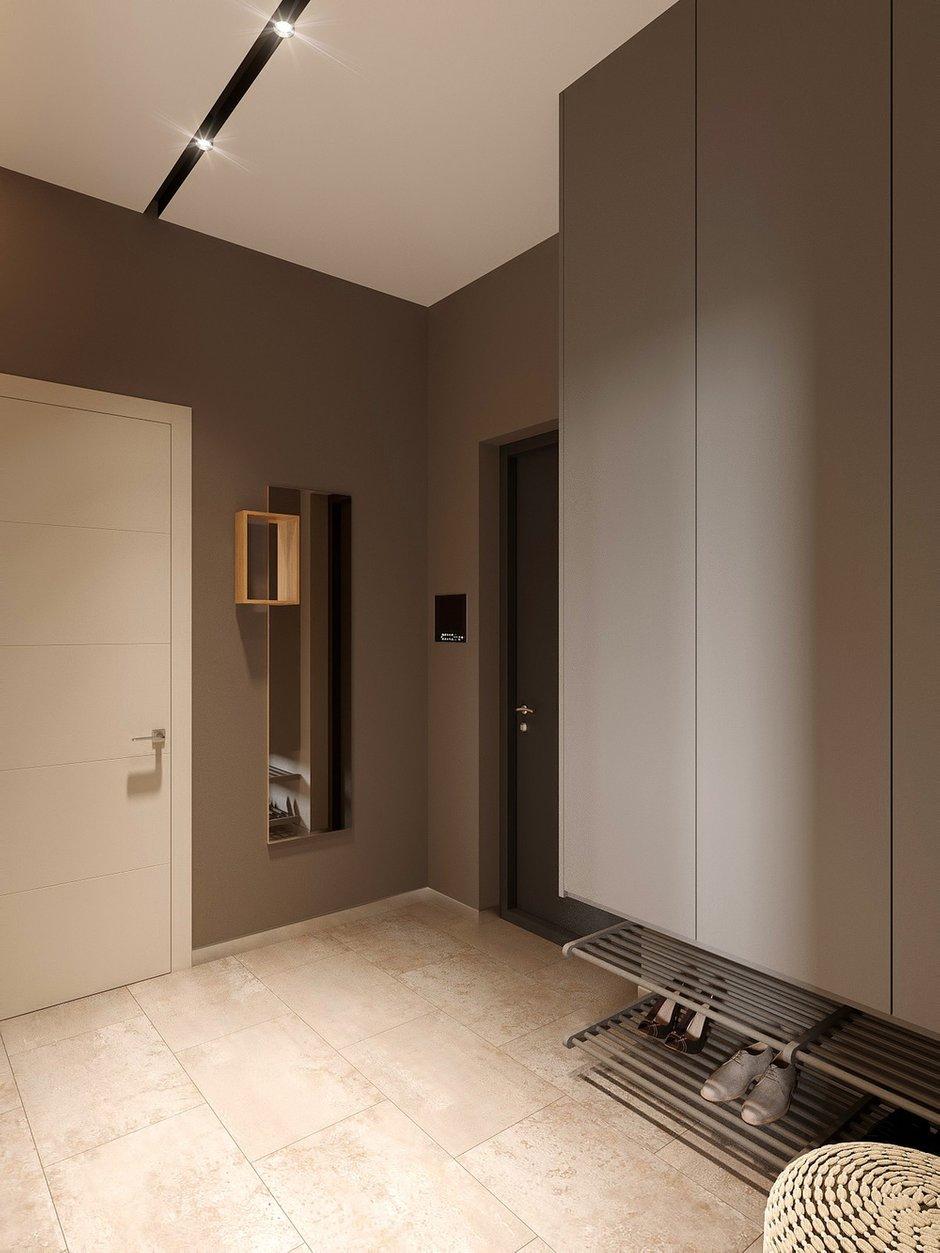 Фотография: Прихожая в стиле Современный, Miele, Проект недели, 2 комнаты – фото на INMYROOM
