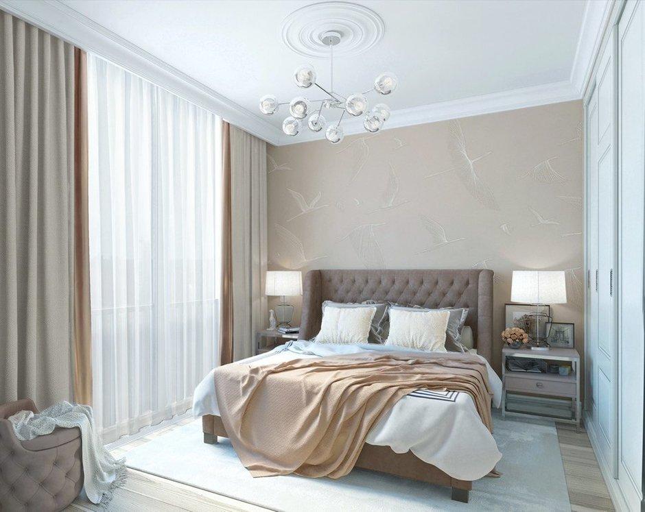 Фотография: Спальня в стиле Классический, Современный, ПРЕМИЯ INMYROOM – фото на INMYROOM
