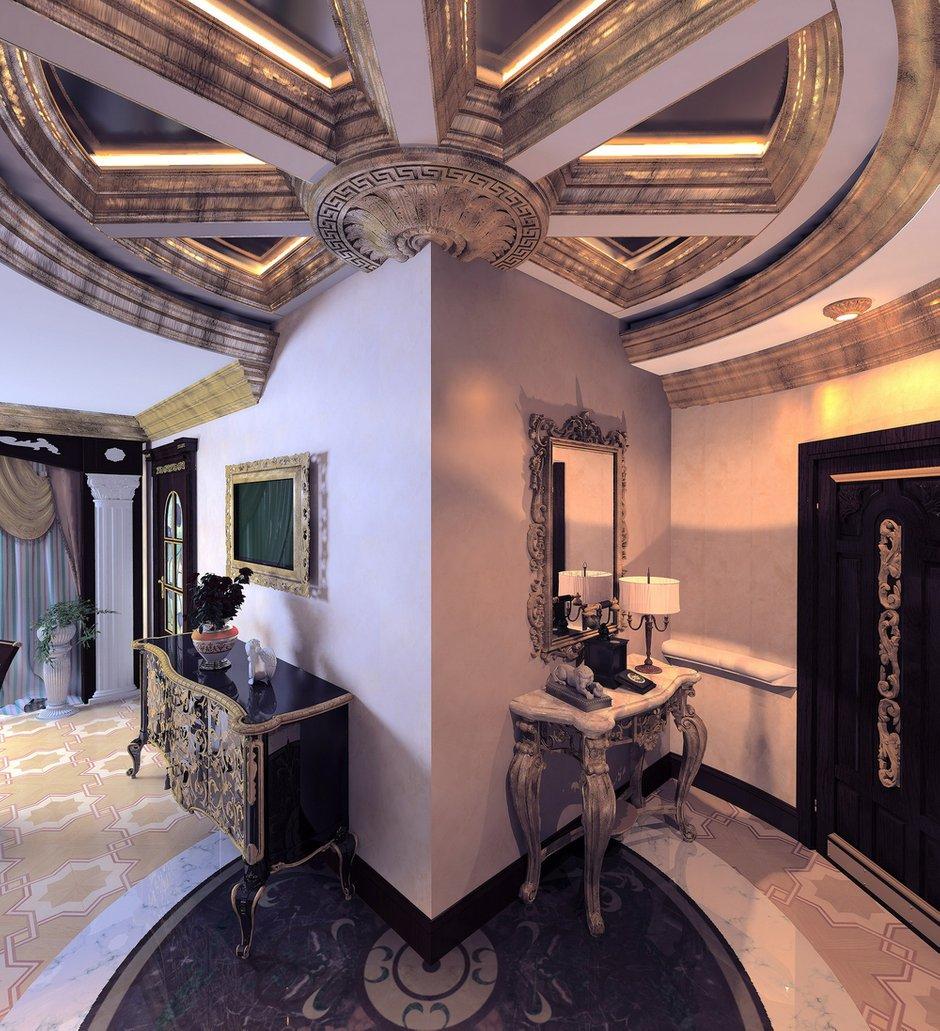 Фотография: Декор в стиле Классический, Современный, Эклектика, Квартира, Дома и квартиры – фото на INMYROOM