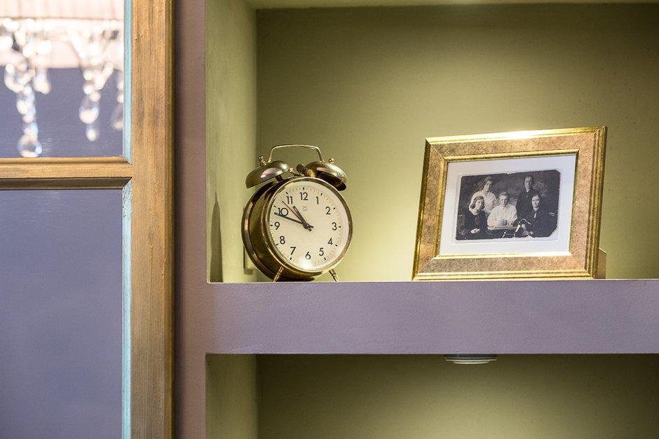 Фотография: Гостиная в стиле Современный, Прованс и Кантри, Классический, Эклектика, Квартира, Проект недели – фото на INMYROOM
