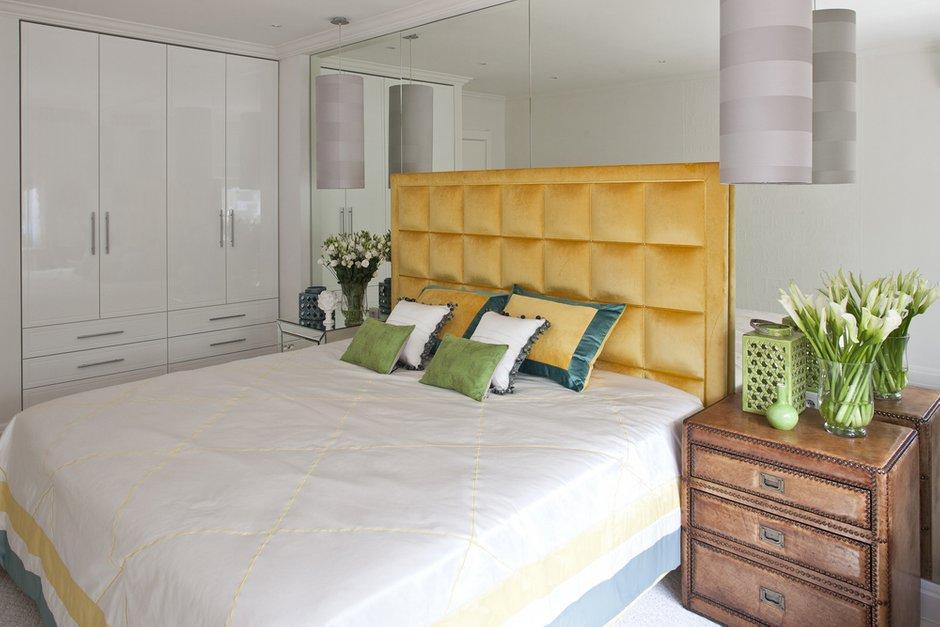 Фотография: Спальня в стиле Современный, Хай-тек, Интерьер комнат, Мебель и свет, Проект недели – фото на INMYROOM