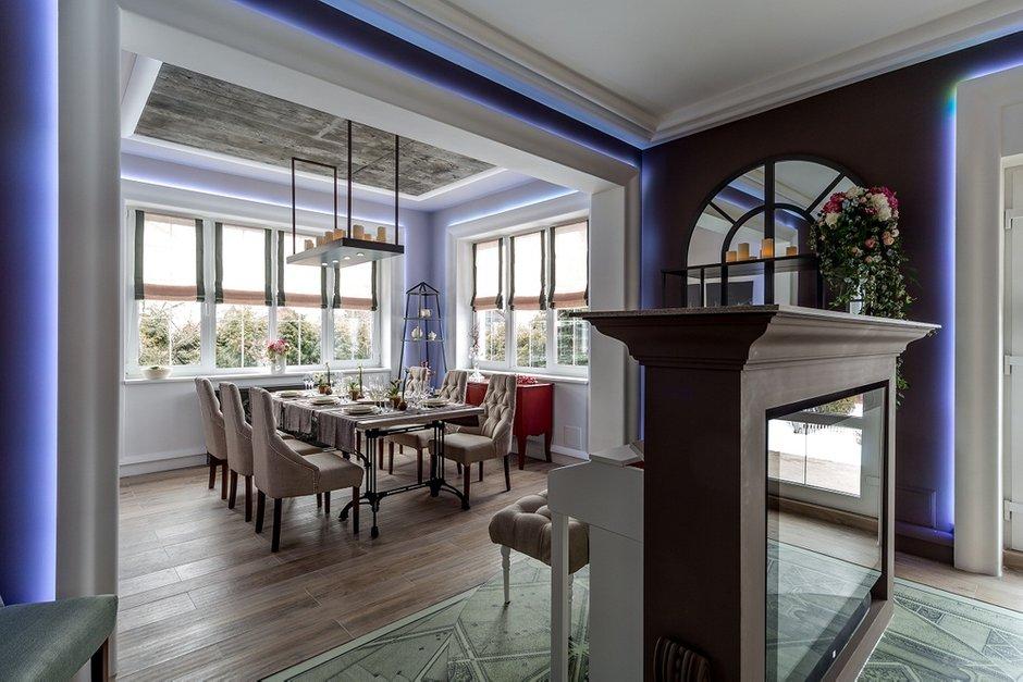 Фотография: Кухня и столовая в стиле , Дом, Франция, Дома и квартиры, Городские места, Камин, Дачный ответ – фото на INMYROOM