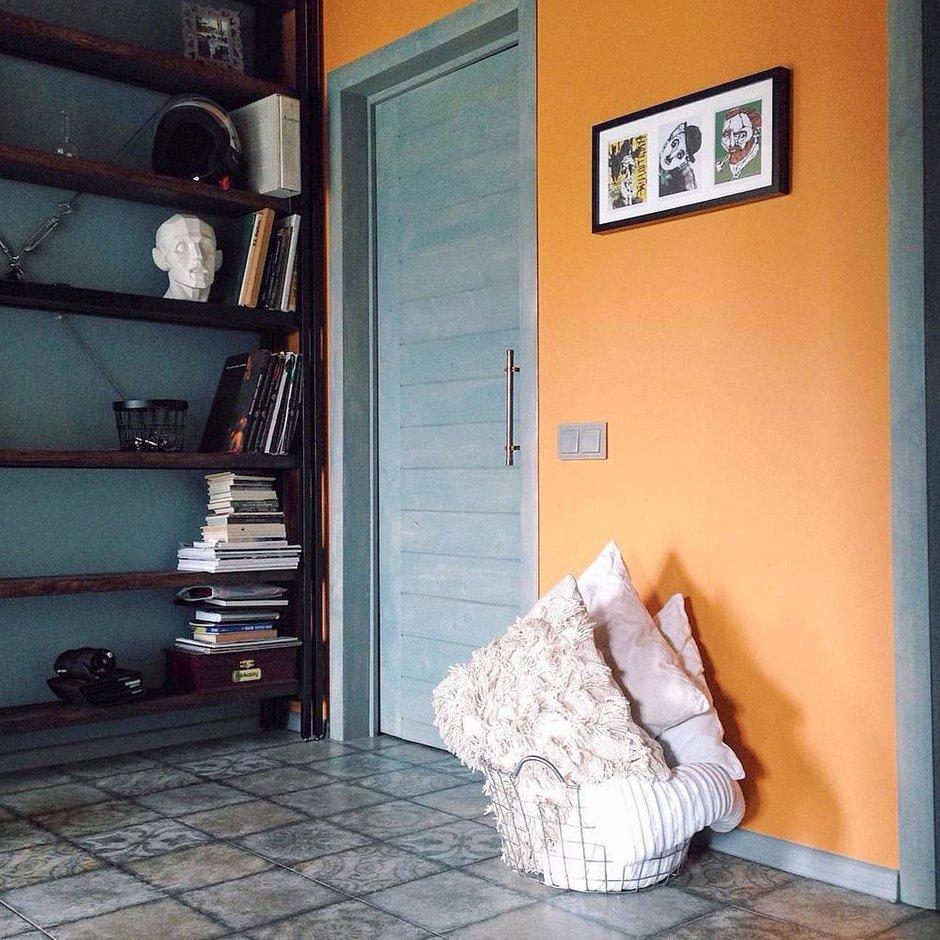 Фотография:  в стиле , Дом, Проект недели, 4 и больше, Более 90 метров, Сбербанк, домклик, сбербанк страхование, Тоня Веселова – фото на INMYROOM