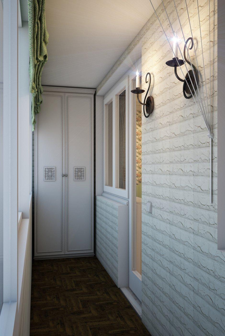 Фотография: Балкон в стиле Классический, Эклектика, Прованс и Кантри, Квартира, Проект недели – фото на INMYROOM