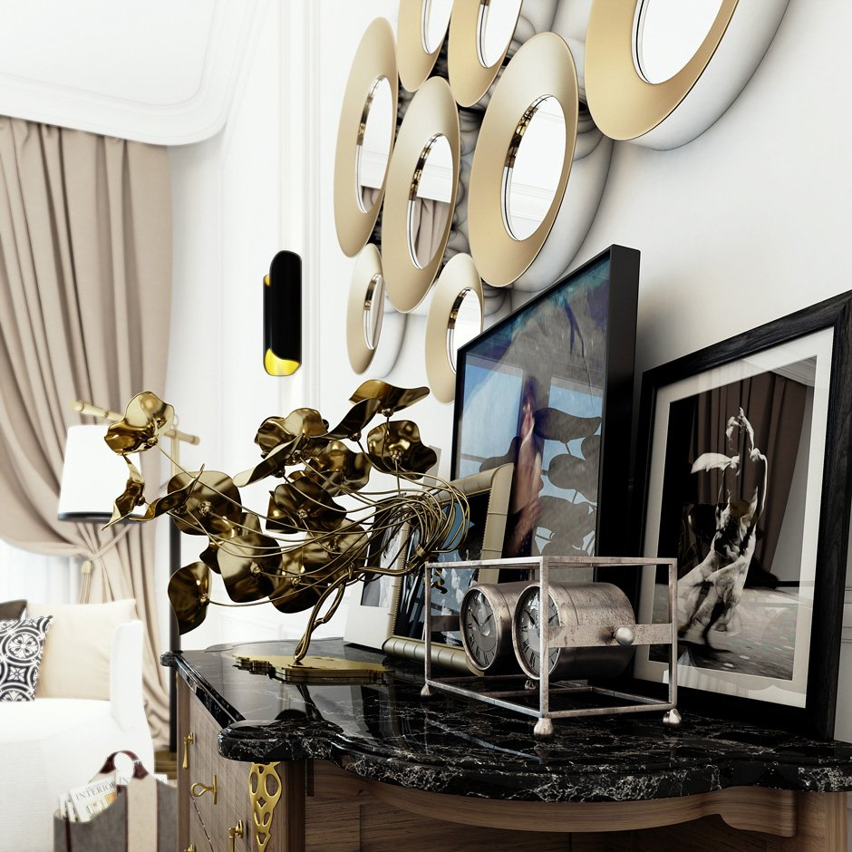 Фотография: Декор в стиле Эклектика,  – фото на INMYROOM