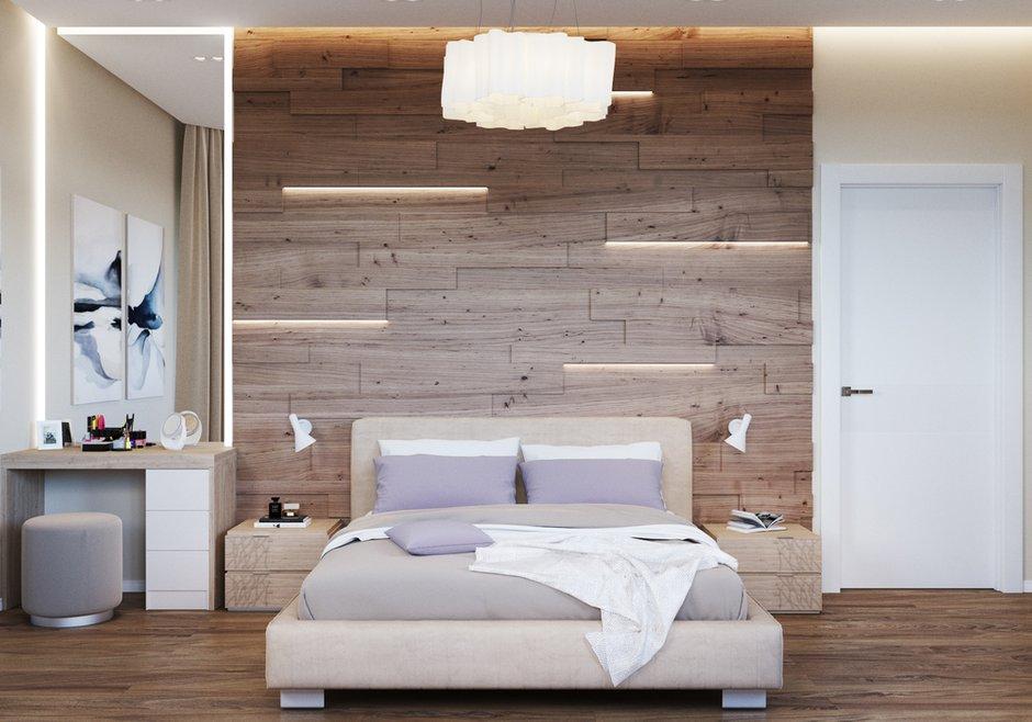 Фотография: Спальня в стиле Современный, Лофт, Эклектика, Дом, Проект недели, Балашиха, 4 и больше, Более 90 метров, Deus of House – фото на INMYROOM