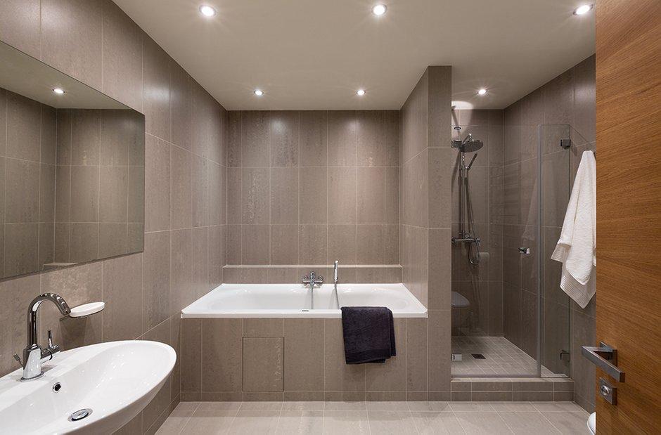 Фотография: Ванная в стиле Современный, Декор интерьера, Квартира, Normann Copenhagen, Vitra, Дома и квартиры, Проект недели, SLV – фото на INMYROOM