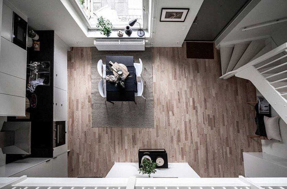 Фотография: Кухня и столовая в стиле Скандинавский, Швеция, Гид, скандинавский стиль в интерьере – фото на INMYROOM