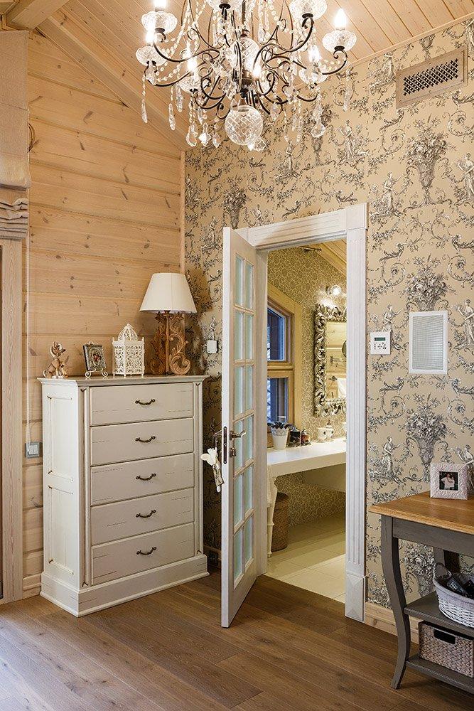 Фотография: Мебель и свет в стиле , Классический, Дом, Дома и квартиры, Проект недели, Дача – фото на INMYROOM