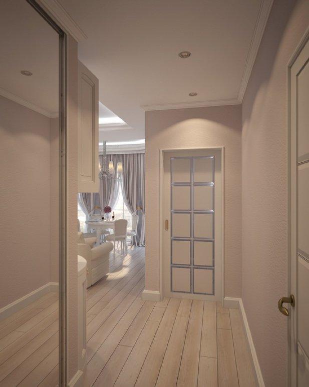 Фотография: Прихожая в стиле Классический, Малогабаритная квартира, Дом, Дома и квартиры – фото на INMYROOM