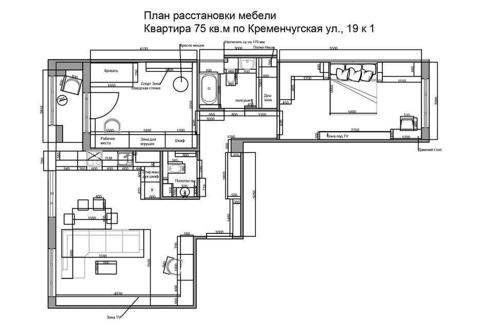 Фотография: Планировки в стиле , Квартира, Проект недели, Санкт-Петербург, 3 комнаты, 60-90 метров, Монолитно-кирпичный, ЖК «Царская Столица», Екатерина Логвинова, Студия дизайна Katuhhha – фото на INMYROOM