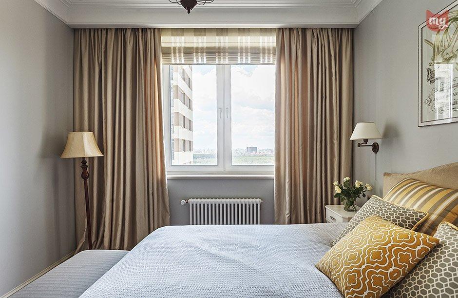 Фотография: Спальня в стиле Прованс и Кантри, Квартира, Проект недели, Наталья Сорокина – фото на INMYROOM