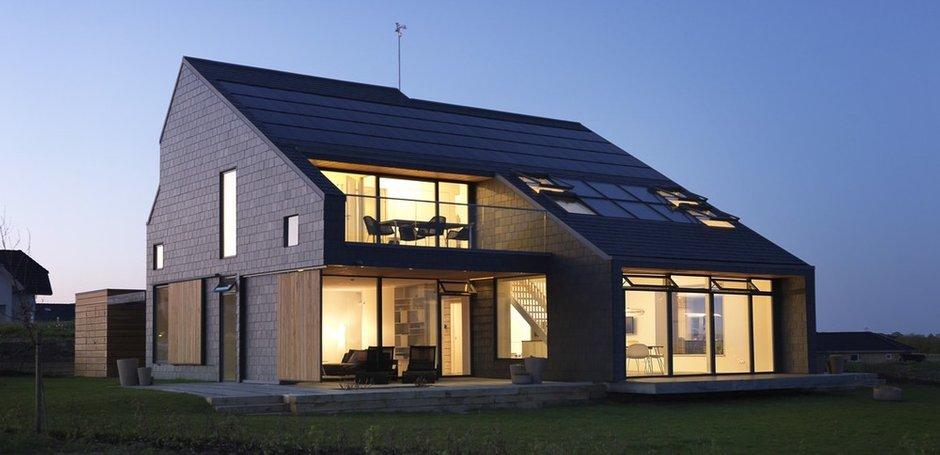 Фотография:  в стиле , Умный дом, Гид, Roca, Safe Touch, термо-смесители, автономный дом, эко-дом – фото на INMYROOM