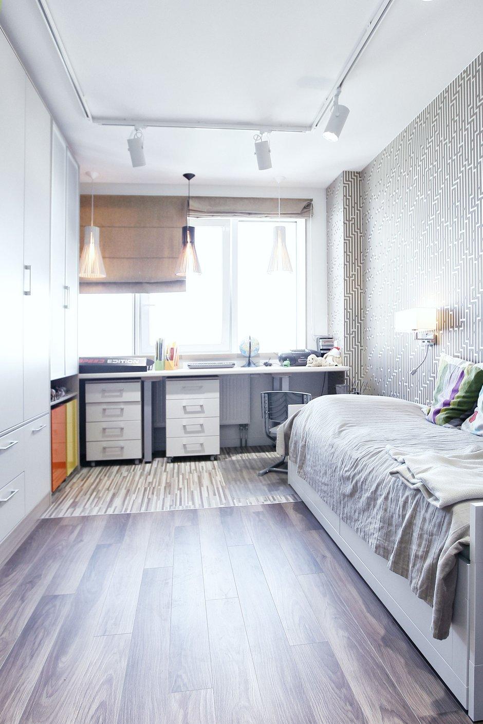 Фотография: Спальня в стиле Современный, Квартира, Текстиль, Декор, Дома и квартиры, IKEA, Проект недели, Москва – фото на InMyRoom.ru