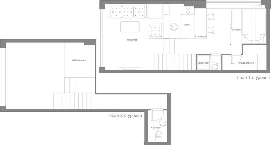 Фотография: Прочее в стиле , Малогабаритная квартира, Квартира, Дома и квартиры, Квартиры – фото на InMyRoom.ru