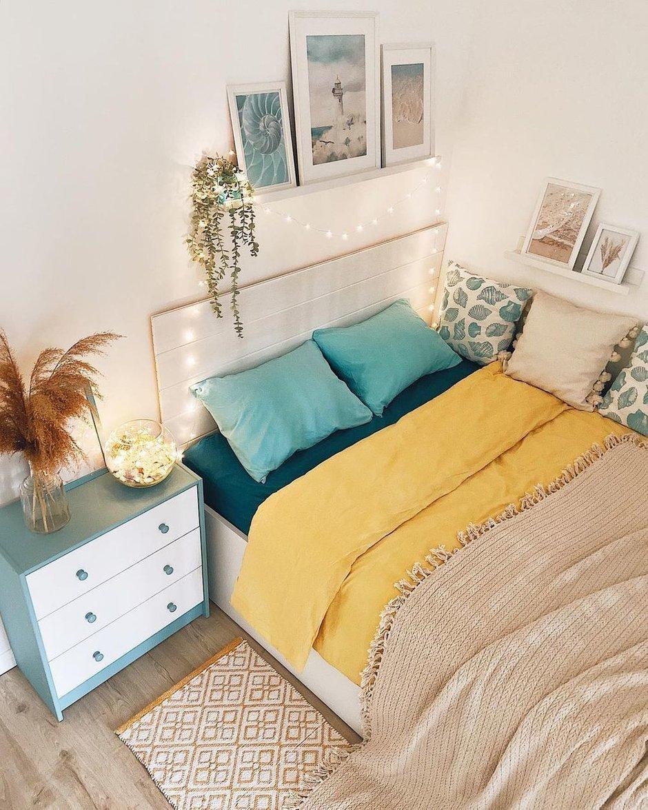 Фотография: Спальня в стиле Скандинавский, Квартира, Проект недели, Сбербанк, домклик, Сбер, СберСтрахование – фото на INMYROOM