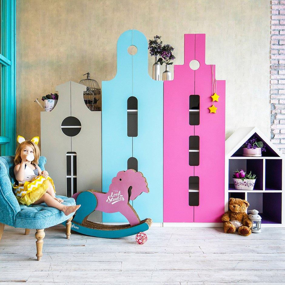 Дизайн: Little Street