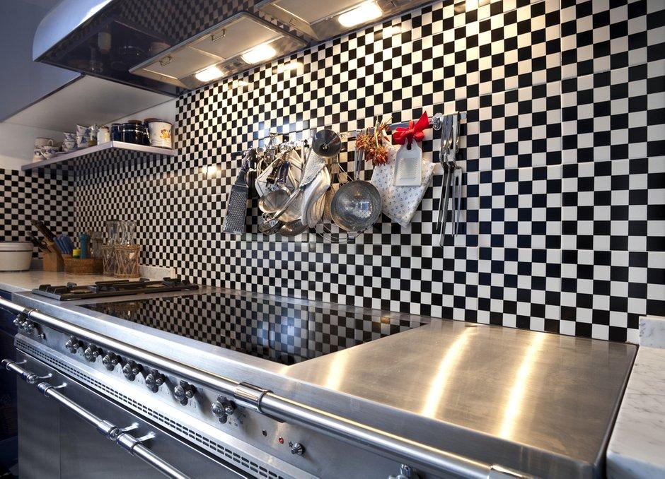 Фотография: Кухня и столовая в стиле Прованс и Кантри, Современный, Декор интерьера, Квартира, Дом, Дизайн интерьера, Цвет в интерьере – фото на INMYROOM
