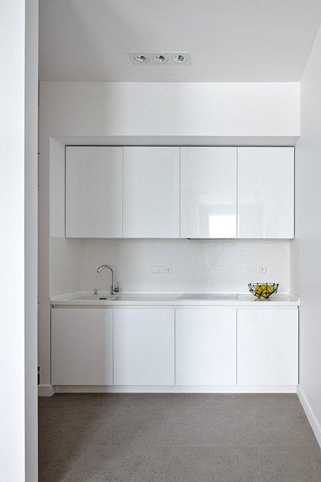 Фотография: Кухня и столовая в стиле Хай-тек, Квартира, BoConcept, Дома и квартиры, Проект недели – фото на INMYROOM