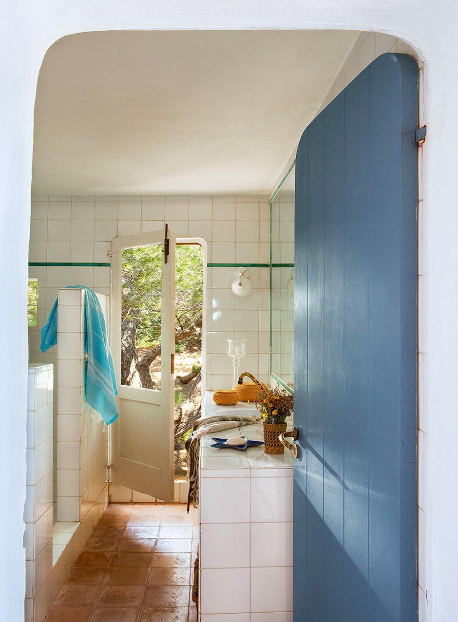 Фотография: Ванная в стиле Прованс и Кантри, Современный, Декор интерьера, Дом, Испания, Дома и квартиры, Бунгало – фото на INMYROOM