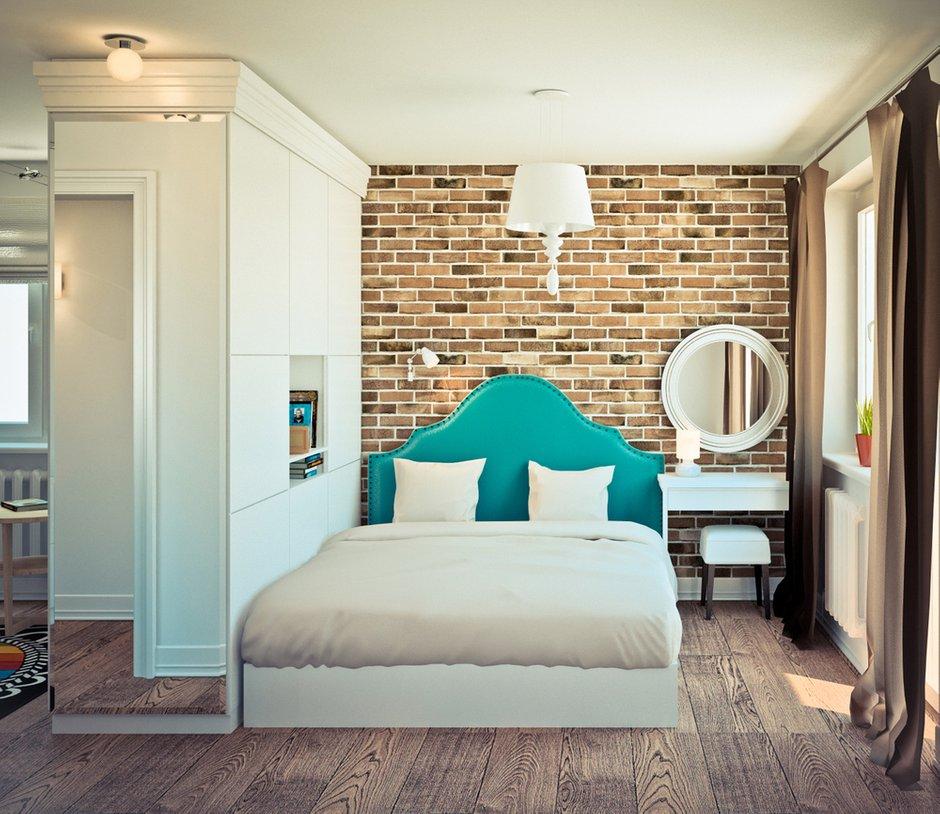 Фотография: Спальня в стиле Скандинавский, Эклектика, Квартира, Дома и квартиры, IKEA, Проект недели – фото на INMYROOM