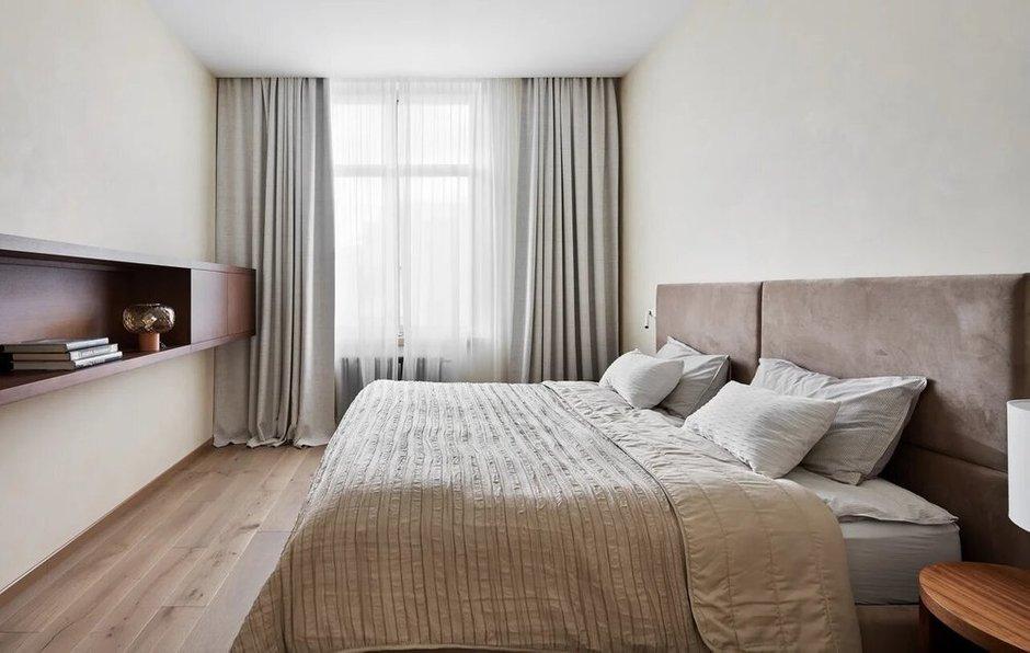 Фотография: Спальня в стиле Современный, Квартира, Проект недели, Санкт-Петербург, 4 и больше, Более 90 метров, Николай Банников – фото на INMYROOM