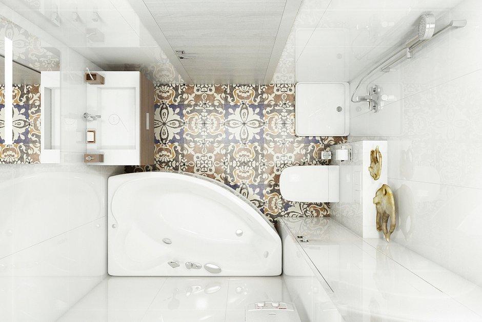 Фотография: Декор в стиле Прованс и Кантри, Эклектика, Квартира, Минимализм, Проект недели – фото на INMYROOM