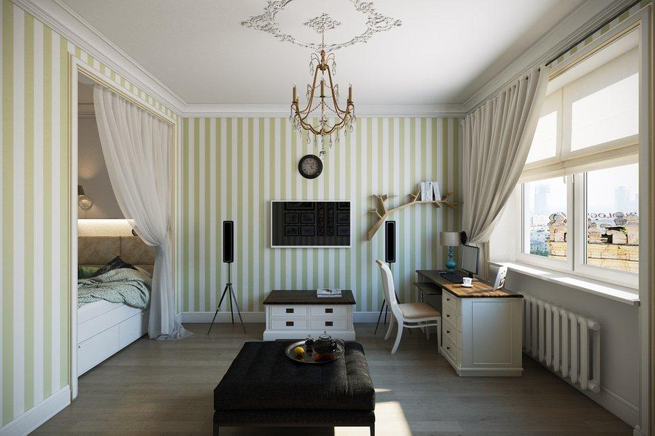 Фотография: Спальня в стиле Прованс и Кантри, Квартира, Дома и квартиры, IKEA, Проект недели, Москва – фото на INMYROOM