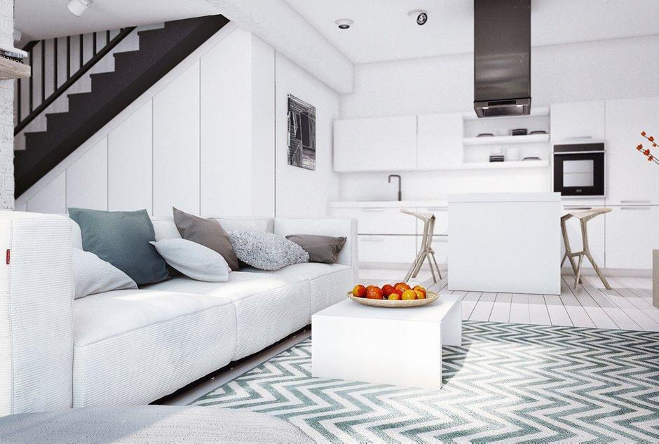 Фотография: Прочее в стиле , Дом, Цвет в интерьере, Дома и квартиры – фото на INMYROOM