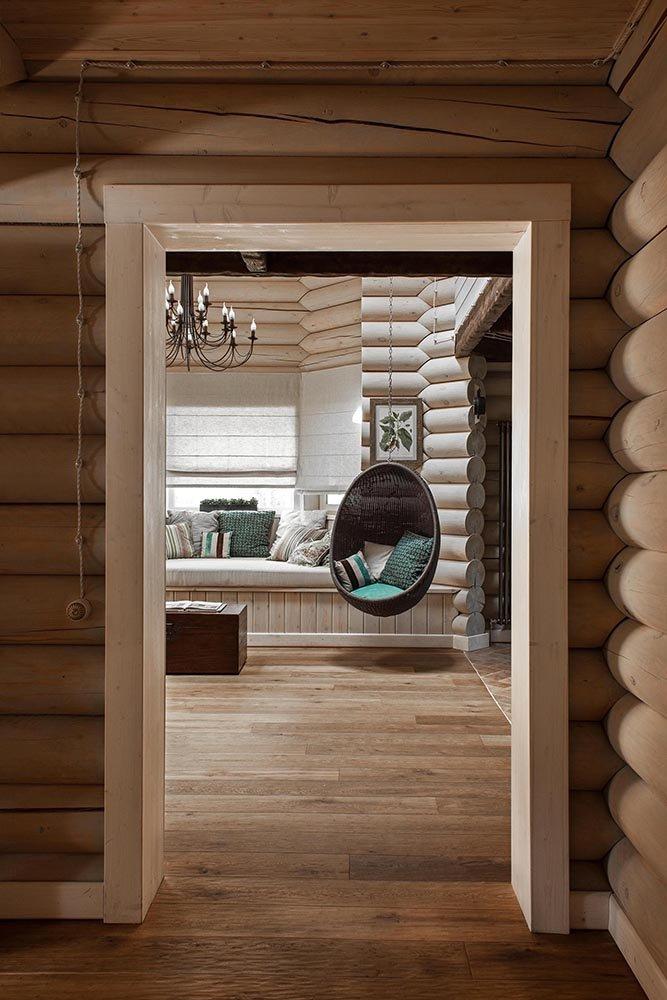 Фотография: Гостиная в стиле Прованс и Кантри, Дом, Дома и квартиры, Проект недели, Эко – фото на INMYROOM