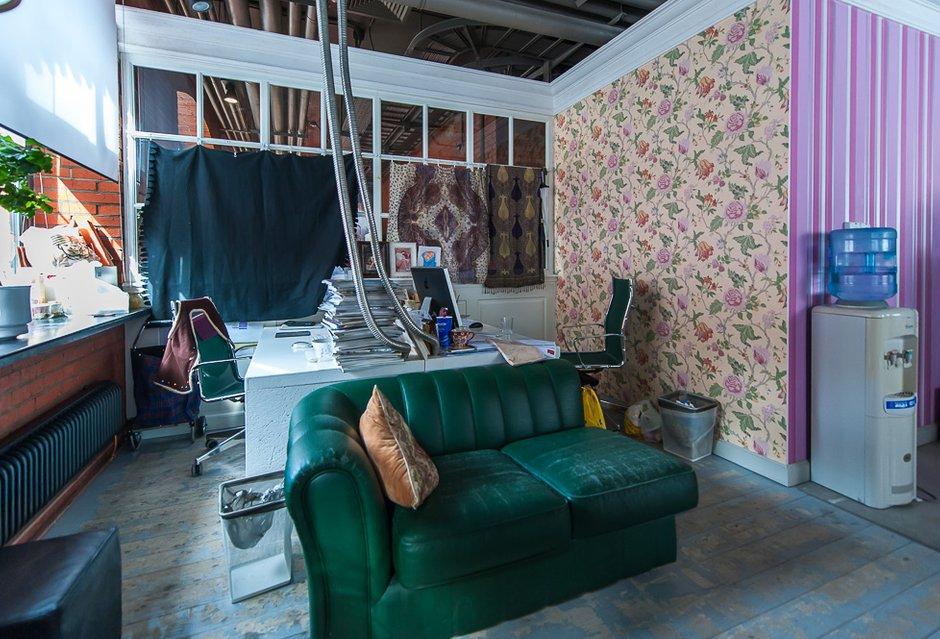 Фотография: Офис в стиле Классический, Современный, Офисное пространство, Дома и квартиры – фото на INMYROOM