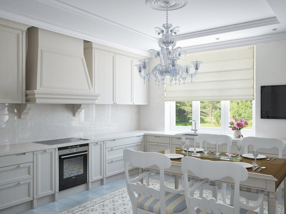 Фотография: Кухня и столовая в стиле , Декор интерьера, Дом, Artemide, Vistosi, Дома и квартиры, Проект недели, Ideal Lux, Таунхаус – фото на INMYROOM